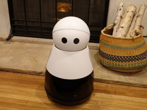 deepAfrica - Kuri the home robot