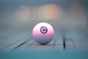 deepAfrica - the sphero 2.0 ball