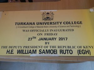 deep Africa - turkana University college