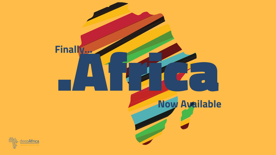 .africa domain: now available for registration.